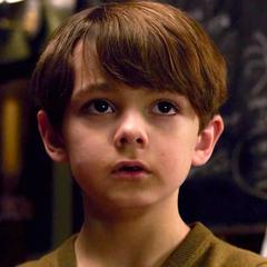 Peter Parker (niño) en <a href=