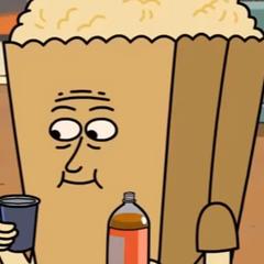 Popcorn Paul en <a href=