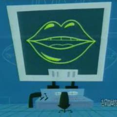 Fue la voz de computadora en las primeras temporadas de <a href=