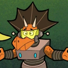 Triceratron en <a href=