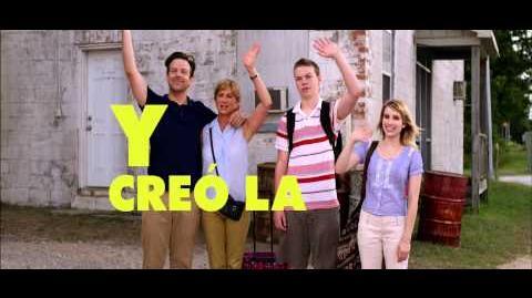 """¿QUIÉN *&$%! SON LOS MILLER? - Tv Spot 2 """"Coartada"""" 15"""" - Oficial de Warner Bros"""