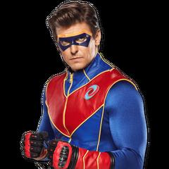 Ray Manchester / Capitán Man en <a href=