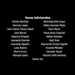 Voces adicionales - 2.
