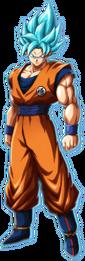 Goku(SSGSS) DBFZ