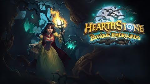 Hearthstone El Bosque Embrujado Trailer