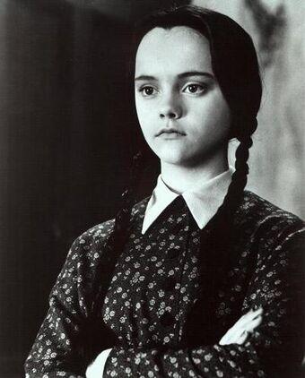 Merlina Addams Doblaje Wiki Fandom