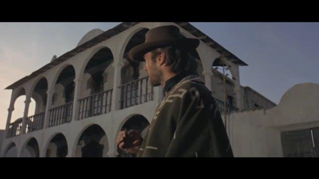 Por un puñado de dólares (1964) - Doblaje Latino Prepare tres ataúdes