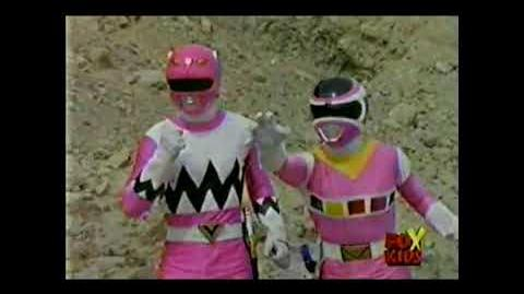 Power Rangers La Galaxia Perdida Latino - Fox Kids