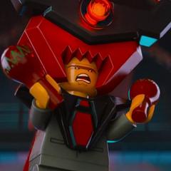 <i><b>Presidente/Señor Negocios</b></i> de <i><b>La gran aventura LEGO</b></i>.