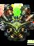 WOW Goblin Crest