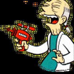 Dr. Ogden Wernstrom en <a href=
