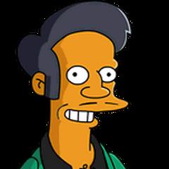 Apu también en <a href=