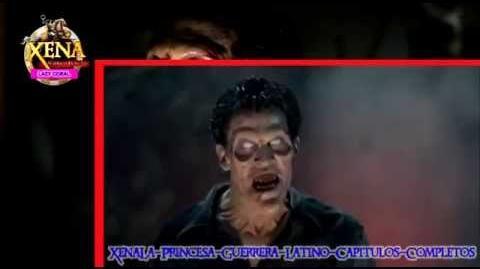 "Bruce Campbell en -- ""Evil Dead II""(1987)(Película) --- AUDIO LATINO"