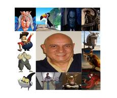 Gabriel Pingarrón Personajes