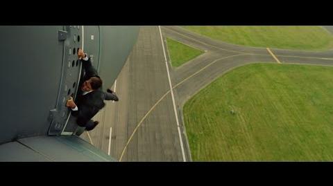 Misión Imposible Nación Secreta Teaser Trailer Dub Paramount Pictures México