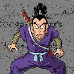 Ninja Púrpura en <a href=