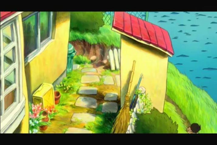 Ponyo, el Secreto de la Sirenita
