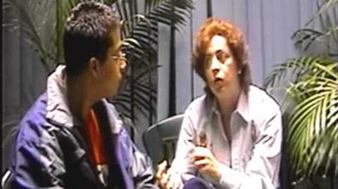 Entrevista a Ruth Toscano en 2002