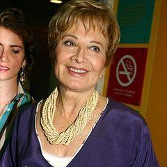 Olga fue la voz oficial de la actriz brasileña <a href=