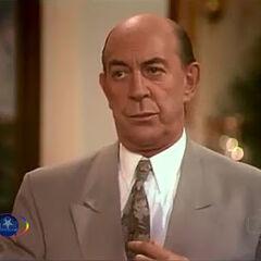 El inescrupuloso Virgilio Asunción (<a href=