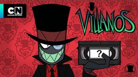 Videos de Orientación para villanos Q&A Blackhat Organization responde Cartoon Network