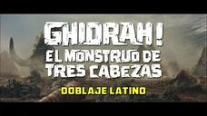 1964 - Ghidrah The Tree Headed Monster Doblaje Latino