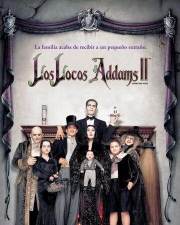 Los Locos Addams Ii Doblaje Wiki Fandom