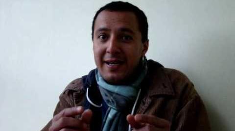 Entrevista a José Luis Reza, voz de Orochimaru en Naruto 1 3