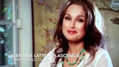 Giada en Casa en espanol Latino VALENTINA LATYNA PLASCENCIA 2016-0