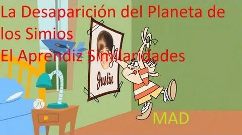 MAD Temporada 2 Episodio 11 La Desaparición El Aprendiz Español Latino Sin Censura HD