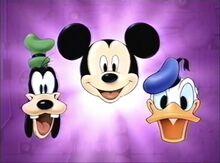 MickeyDonaldGoofyCortos
