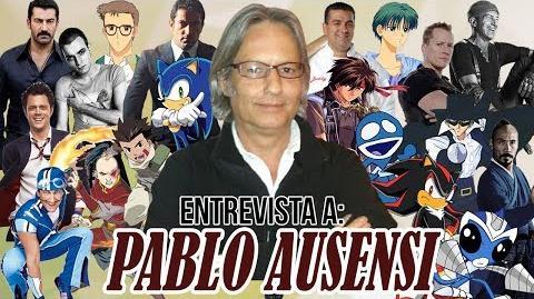 Pablo Ausensi - Entrevistas de Fandubs! 13