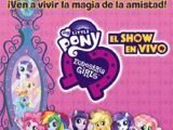 My Little Pony: Equestria Girls: El show en vivo