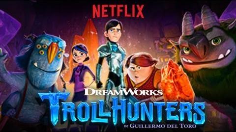 Trollhunters - NETFLIX