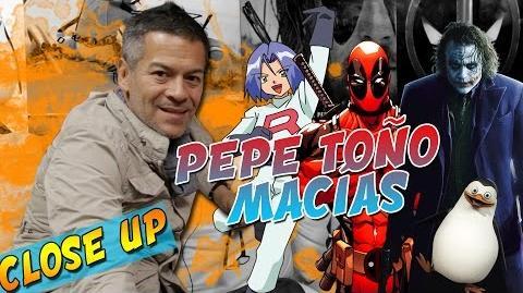 Voz de Deadpool, Joker, Leonardo DiCaprio, Cabo y más