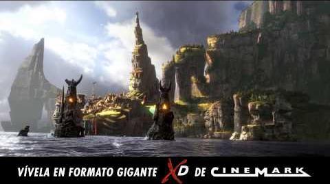 Cómo entrenar a tu Dragón en Cinemark XD