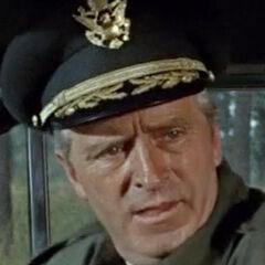 Brigadier en el automóvil también en <a href=