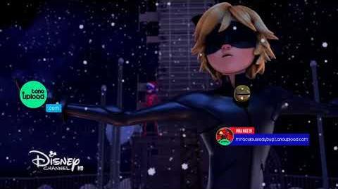 Miraculous Ladybug Especial de Navidad Un regalo te daré Canción Español Latino