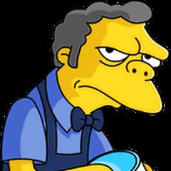 Moe Szyslak (temps. 2-4) en <a href=