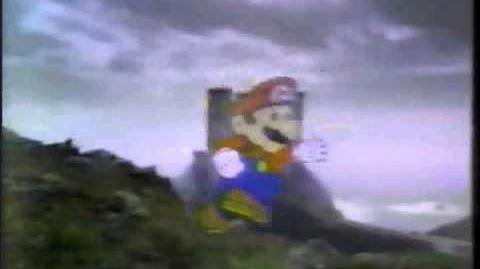 Paper Mario (N64) Comercial español Latino