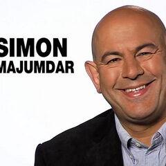 Simon Majumdar en<a href=