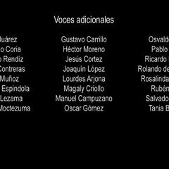 Voces adicionales cap 9.