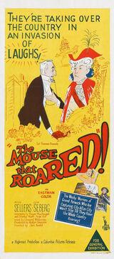 El rugido del ratón