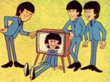 Los Beatles animados
