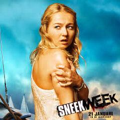 Merel (Carolien Spoor) en Sneekweek (2016)
