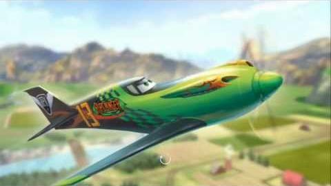 Creditos de Aviones el videojuego
