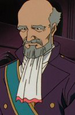 Gundam Wing Marqués Weridge