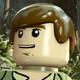 Han Solo - TFA Lego