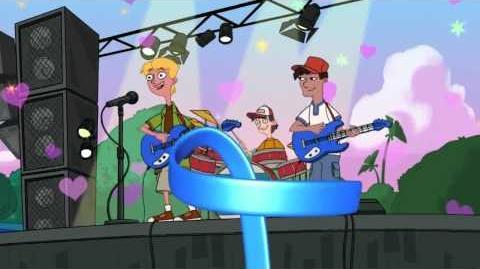 Hoy Nada Hay Que Hacer - Phineas y Ferb HD