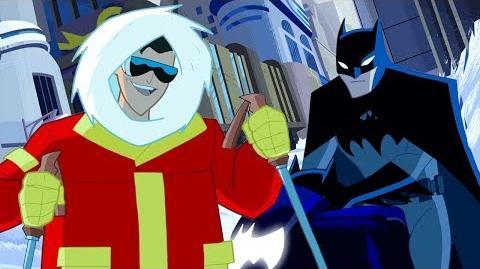 Justice League Action Congelado a Gusto Webisodio 21